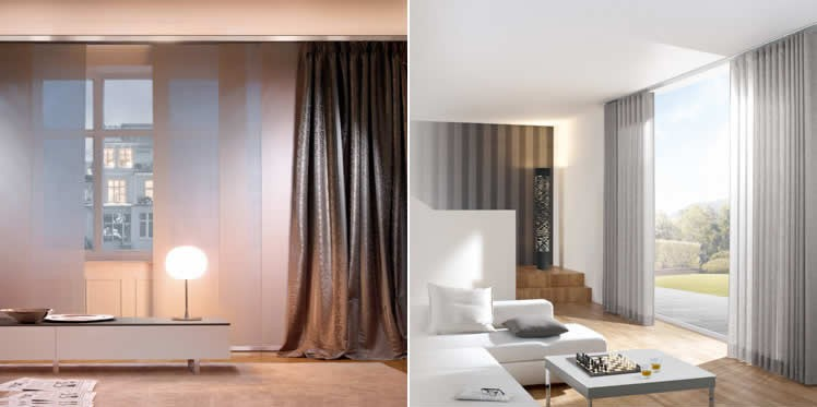 Gardinen /Dekorationen - Foto: © Interstil